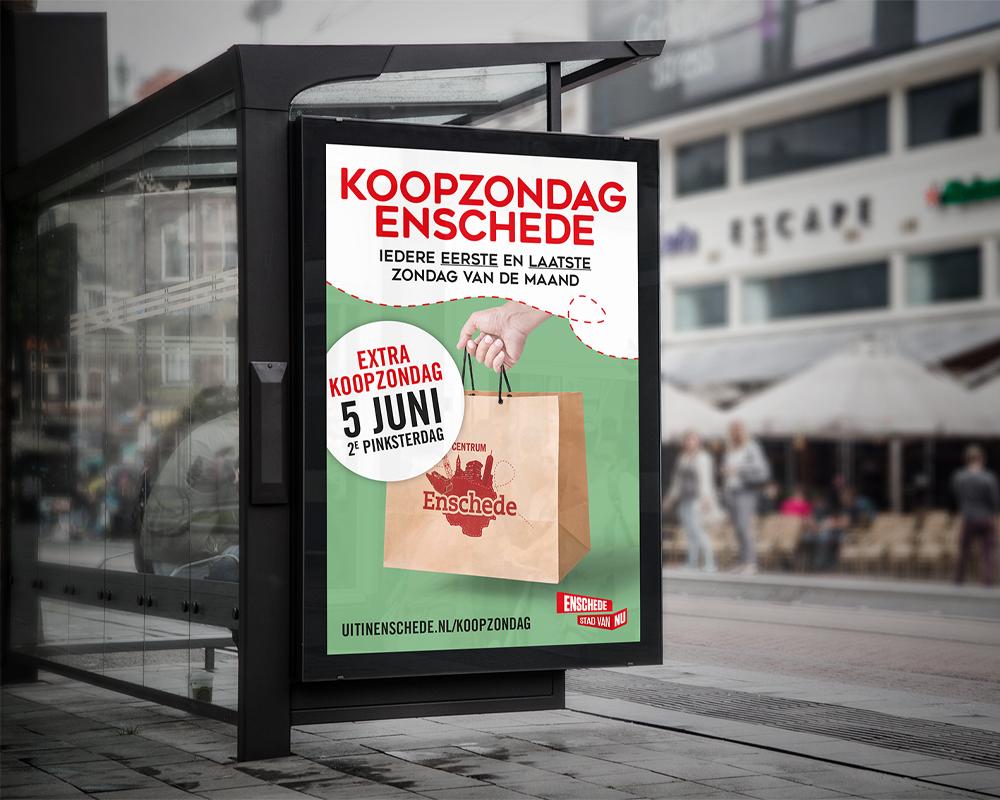 Koopzondagen Enschede
